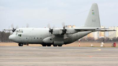 84003 - Lockheed Tp84 Hercules - Sweden - Air Force