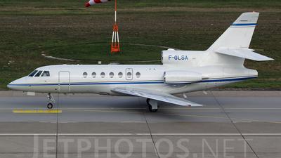 A picture of FGLSA - Dassault Falcon 50EX -  - © Lars Rollberg