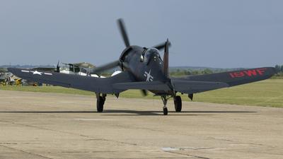 F-AZYS - Chance Vought F4U-5NL Corsair - Private