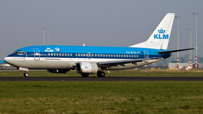 PH-BTH - Boeing 737-306 - KLM Royal Dutch Airlines