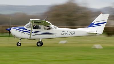 A picture of GAVIS - Cessna F172H Skyhawk - [0413] - © Brian Whitelegg
