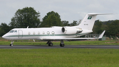 HZ-103 - Gulfstream G-IV - Saudi Arabia - Air Force