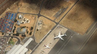 FYWH - Airport - Airport Overview