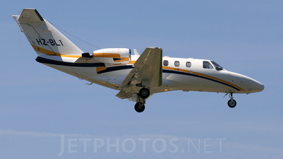 A picture of HZBL1 - Cessna 525 CitationJet CJ1 - [5250371] - © Sotos