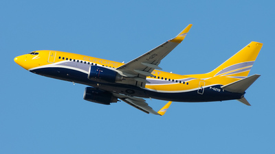 F-GZTD - Boeing 737-73V - Europe Airpost