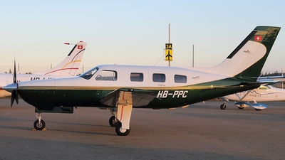 A picture of HBPPC - Piper PA46350P - [4636298] - © Juha Portti
