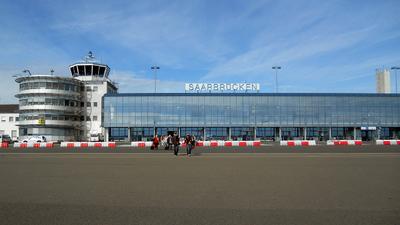 EDDR - Airport - Terminal
