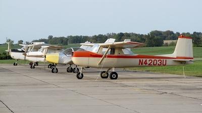 KVER - Airport - Ramp