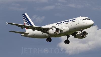 F-GPME - Airbus A319-113 - Air France