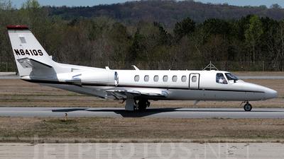 N841QS - Cessna 560 Citation Encore - NetJets Aviation