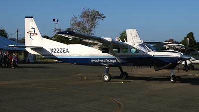 A picture of N220EA - Cessna 208B Grand Caravan - [208B0151] - © Angel Natal