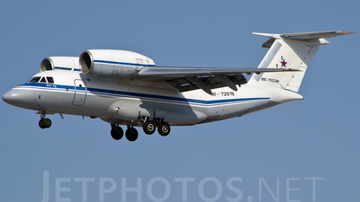 RF-72919 - Antonov An-72 - Russia - Air Force