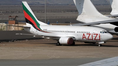 M-AZIZ - Boeing 737-505 - Private