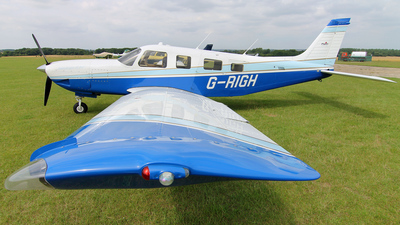 A picture of GRIGH - Piper PA32R301 - [3246123] - © Daniel Nicholson