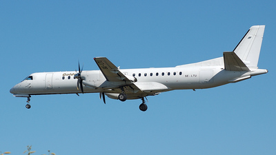 SE-LTU - Saab 2000 - Golden Air