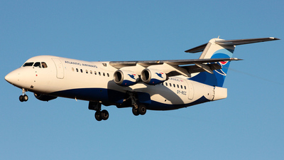 OY-RCC - British Aerospace Avro RJ100 - Atlantic Airways