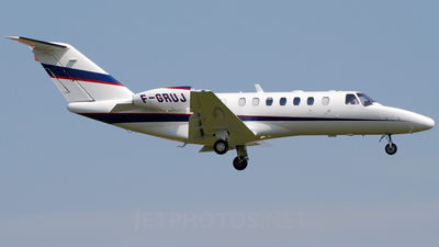F-GRUJ - Cessna 525B CitationJet 3 - Unijet