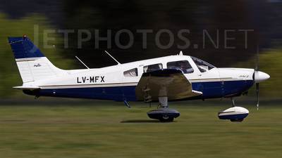 LV-MFX - Piper PA-28-181 Archer II - Private