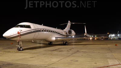 VP-CEB - Bombardier BD-700-1A10 Global Express - Global Jet Luxembourg