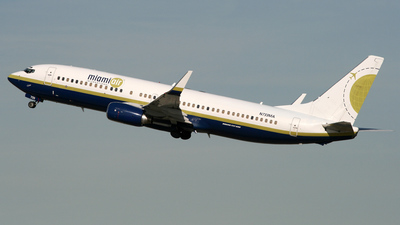 N733MA - Boeing 737-81Q - Miami Air International