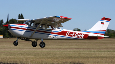 D-EGHN - Reims-Cessna F172H Skyhawk - Private
