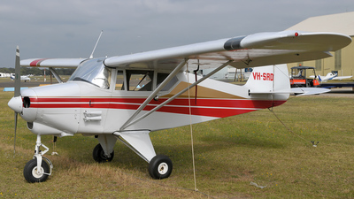 VH-SRD - Piper PA-22-108 Colt - Private