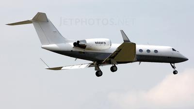 N888FR - Gulfstream G-IV - Private