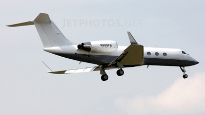 A picture of N888FR - Gulfstream IV - [1041] - © ErezS
