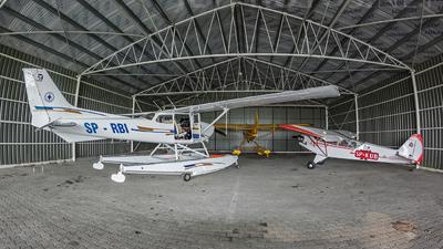 SP-RBI - Cessna R172K Hawk XP II - Private