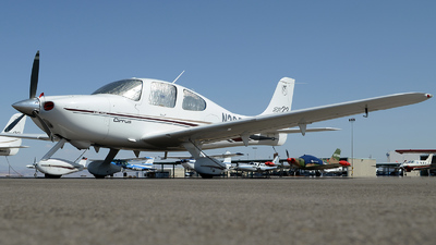 N225CD - Cirrus SR22 - Private