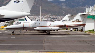 N268WC - Gates LearJet 25D - Private