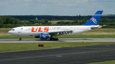TC-KZV - Airbus A300B4-103(F) - ULS Airlines Cargo