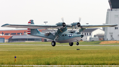 N9521C - Consolidated PBY-5A Catalina - Private