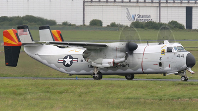 162143 - Grumman C-2A Greyhound - United States - US Navy (USN)