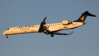 EI-DOT - Bombardier CRJ-900ER - Air One CityLiner