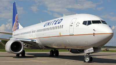 N68801 - Boeing 737-924ER - United Airlines