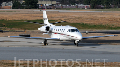 A picture of N667QS - Cessna 560XL Citation Excel - NetJets - © Agustin Anaya