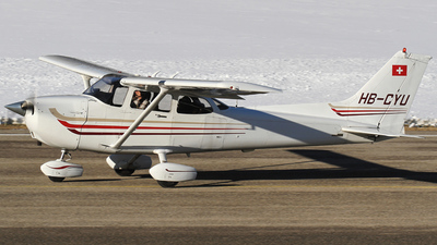 A picture of HBCYU - Cessna 172S Skyhawk SP - [172S9323] - © Jean-Charles Sautaux
