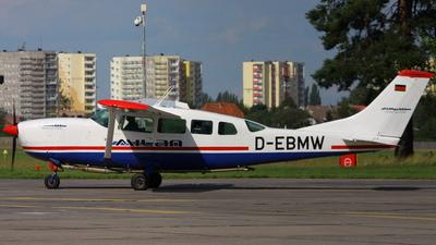 D-EBMW - Cessna 207 Skywagon - Milan Geoservice