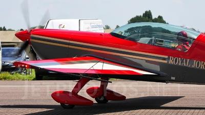 JY-RFA - Extra 300L - Royal Jordanian Falcons