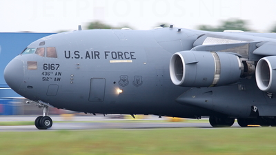 06-6167 - Boeing C-17A Globemaster III - United States - US Air Force (USAF)