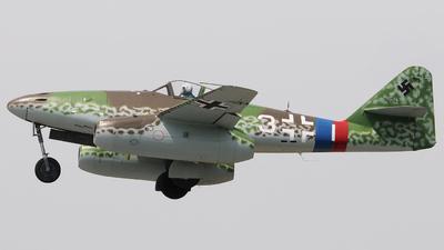 N262MF - Messerschmitt Me 262A-2a - Private