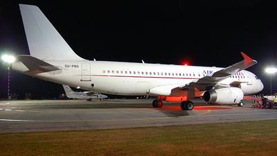 SU-PBG - Airbus A320-233 - Air Memphis