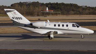 A picture of N399G - Cessna 525 CitationJet CJ1 - [5250183] - © PeachAir
