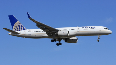 N12116 - Boeing 757-224 - United Airlines (Continental Airlines)