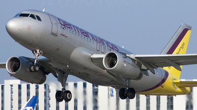 D-AGWI - Airbus A319-132 - Germanwings