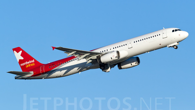 VP-BRD - Airbus A321-232 - Nordwind Airlines