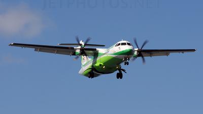 EC-IZO - ATR 72-212A(500) - Binter Canarias (Canarias Airlines)