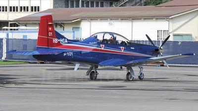 HB-HCA - Pilatus PC-7 Mk.II - Pilatus Aircraft