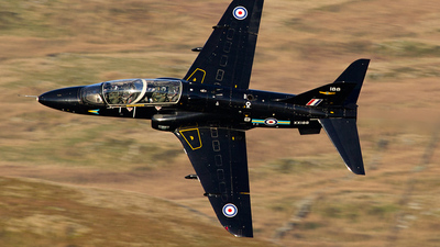 XX188 - British Aerospace Hawk T.1A - United Kingdom - Royal Air Force (RAF)